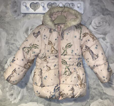 Girls Age 2-3 Years - Next Winter Coat