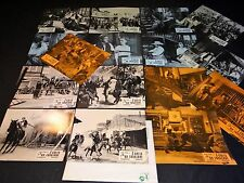 7 COLTS DU TONNERRE sean flynn  jeu 16 photos cinema western spaghetti 1965
