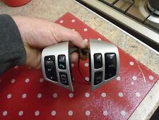 Saab 93 9-3 2007 Radio de teléfono de volumen del volante Interruptor de control de información 12764171