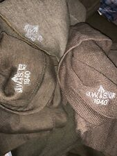 Fantastic WW2 British 1940 dated Jeep scarf in near mint unissued condition!
