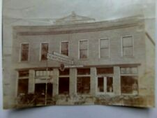The Elmore Hardware Co. Before or After C.W.Damschroder Ownership Photo