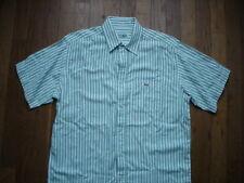 LACOSTE chemise taille 39  belle couleur 100% coton