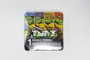 Peachtree Playthings Nickelodeon TMNT Magic Towel Washcloth - New