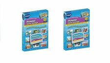 2  x NEW Vtech Mobigo Storage Card Cartridge - stores 30 games! FREE SHIPPING