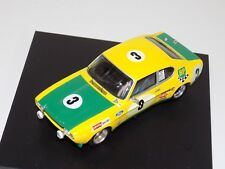 1/43 Trofeu Ford Capri 2600 RS 1972 24H of Spa  Car #3 TRF 2307