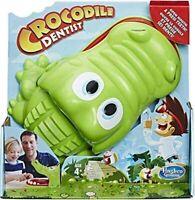 Hasbro Jeu Crocodile Dentiste Crocodile Devorant Famille Jeu Amusant