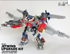 New FWI-4M Metallic JetWing Upgrade Kit Apply Transformers Leader Optimus Prime