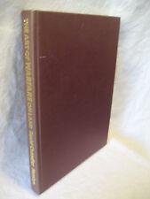 David Chandler THE ART OF WARFARE vintage hardcover military history book 1974 !