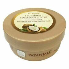 Patanjali Saundarya Coco Body Butter Cream 200 gm Smoothens Rough Dry Skin
