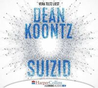 SUIZID - KOONTZ,DEAN  6 CD NEW