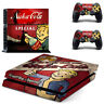 Fallout Console and Controller Sony PS4 Skin Sticker Console Sticker Cover