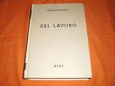 commentario del codice civile utet vincenzo carullo artt. 2060 - 2098