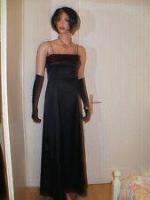 Festliche Markenlose Damenkleider aus Satin