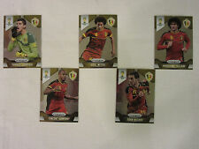 2014 Panini Prizm FIFA World Cup Soccer   Complete Base Set of Team Belgium