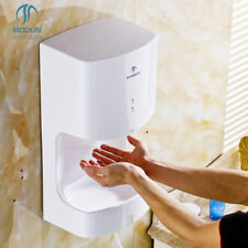 MODUN ABS plastic wall mounted sensor restroom supplies high speed hand dryer