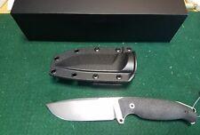RUIKE Black G10 Handle JAGER F118 Straight Fixed Blade Knife + Sheath! F118-B