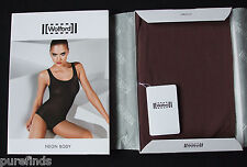WOLFORD NEON BODY 78264, BODYSUIT, TOP, XS, in madeira (4743), New in box