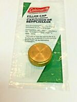 Coleman, The Outdoor Company, Filler Cap, Brass, For all Model Stoves & Lanterns