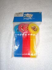 Skylanders Glow-In-The-Dark Disc Shooters 8 PCS Birthday Party Favor Supplies