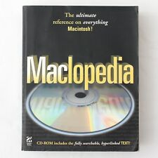 Maclopedia 'The ultimate reference on everything Macintosh!' (Book & CD-ROM)
