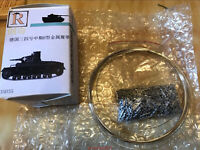 R-Model 1/35 35035 Metal Track For WWII German Panzer III/IV Early