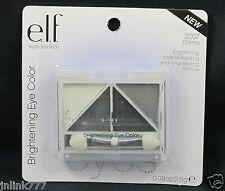 Lot 10x New E.L.F. Elf Brightening Quad Eye Color/Eyeshadow-2007 Drama