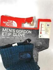 The North Face Men's TNF Gordon Etip Touchscreen Capable Gloves, Blue, Medium