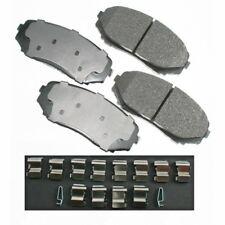 Akebono ACT1258 Front Ceramic Brake Pads