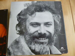 Georges Moustaki – Georges Moustaki LP 33t   Polydor – 184 851 France 1969