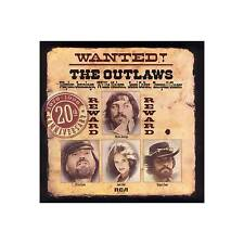 Various Artists Wanted - The Outlaws CD