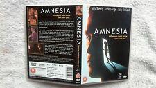AMNESIA DVD ALLY SHEEDY JOHN SAVAGE SALLY KIRKLAND THRILLER RARE R0-ALL VGC