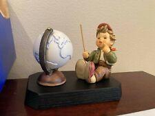 """Vintage Hummel Figurine """"European Wanderer"""" #1441 3 piece set First Issue"""