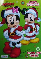 Disney Mickey & Minnie Mouse Christmas Coloring Book ~ Share the Cheer!