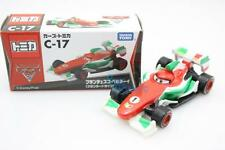 Tomica Takara Tomy Disney Movie Pixar Motors C-17 Franchesco Diecast Toy CARS 2
