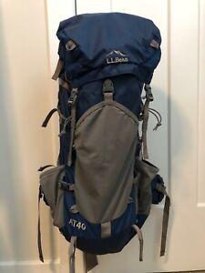 L.L.Bean AT 40 Liter Water Resistant Hiking Backpack