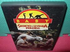 BABY - EL SECRETO DE LA LEYENDA PERDIDA - dvd