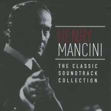 CD musicali colonne sonori henry mancini film