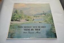 Pacific Northwest Youth Choir (CLP 304) Teens on Tour 1963 Souvenir Album