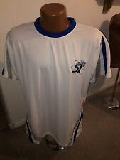 Las Vegas 51s White Polyester Athletic T Shirt Size XL