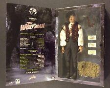 "UNIVERSAL MONSTERS Wolf Man BELA THE GYPSY 12"" Figure Sideshow 2001 NIB LUGOSI"