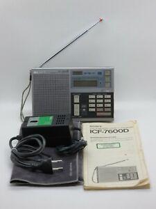 SONY ICF-7600D
