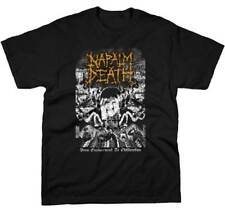 NAPALM DEATH - FROM ENSLAVEMENT TO OBLITERATION T-Shirt Size XL *