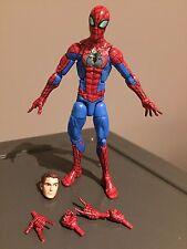 "Marvel Legends 6"" TRU Spiderman only ( Exclusive Spider-Man & Mary Jane 2-Pack )"