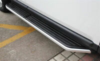 SIDE STEPS TO FIT LAND ROVER DISCOVERY 3 & 4  SIDE BARS RUNNING BOARDS NON OEM