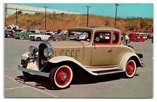 1932 Buick Coupe in Covina, CA Postcard