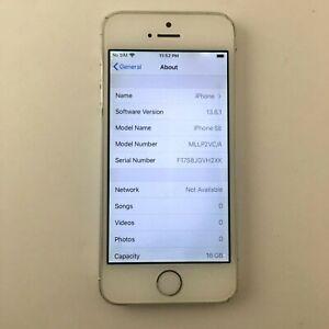 Apple iPhone SE (A1723) 16GB Silver Smartphone