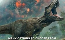 Jurassic World and/or Jurassic Park * Many Options to choose * Read Description!