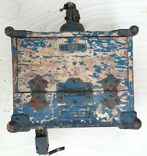 Vintage Electric 1927 Theater / Movie  Lighting Plugging Box  DSL CO NYC