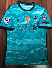 Liverpool 20/21 2020-21 Nike Vaporknit Away Champions League Player Jersey (XL)
