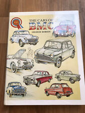 The Cars of BMC by Graham Robson (Hardcover 1987)